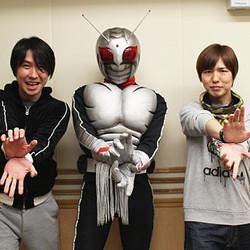 鈴村×神谷のラジオ『仮面ラジレンジャー』に仮面ライダースーパー1が乱入!