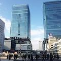 住みたい街1位は大阪・梅田。新しい商業施設のオープンなど、利便性の高さも人気の理由