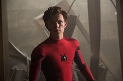 青春映画としても期待ができそうな新『スパイダーマン』  - (C)Marvel Studios 2017. (C)2017 CTMG. All Rights Reserved.