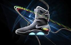 1足限定 バック・トゥー・ザ・フューチャーの靴がNIKE原宿に上陸