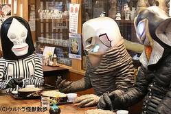 ウルトラ怪獣の街ブラ番組、レギュラー化決定で全国各地に出没へ。