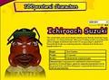 「ZOOperstars!」公式ホームページで紹介されている「イチローチ」