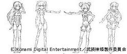 人気アクションフィギュア『武装神姫』、TVアニメ化決定!