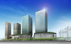 JR大阪に国内最大級の駅チカ商業施設 2013年4月開業へ