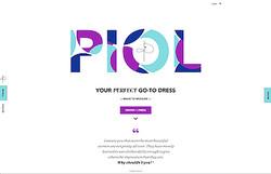 世界に一つのドレスがオーダーできるオンラインサイト「PIOL」NYで開設