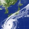 日本付近の雲のようす