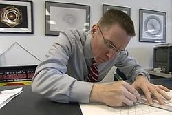 奇跡の数学・物理学者ジェイソン・パジェットさん。 写真はabcnews.go.comのスクリーンショット