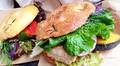 世界のサンドイッチが集合、第6回青山パン祭り。焼き釜やオニバスコーヒーも