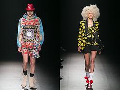「新世界の創造」ドレスキャンプが2014年春夏コレクション発表
