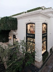 RUGBY2号店は名古屋、世界初の3階建てに