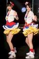 初めてのライブイベントを成功させたアイドルユニット・Not yetの指原莉乃、横山由依 (撮影:野原誠治)