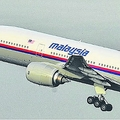 マレーシア航空旅客機の国際線が進路を誤る(画像はnews.com.auのスクリーンショット)