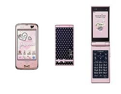雑誌「ポップティーン」「ニコラ」がDocomoとコラボ携帯