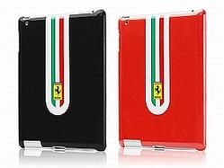 内側には「Ferrari」のロゴが印刷
