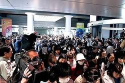 渋谷ヒカリエ・シンクス2日で2億超え、20万人来店
