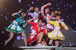 ももいろクローバーZ、全国ライブツアー初日を念願の東京・NHKホールで開催