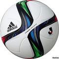 来季Jリーグ公式試合球「コネクト15」発表…ナ杯では歴代優勝クラブ名入りオリジナルデザインに