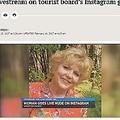 61歳女性、インスタグラムに仰天動画を投稿(出典:http://www.mercurynews.com)