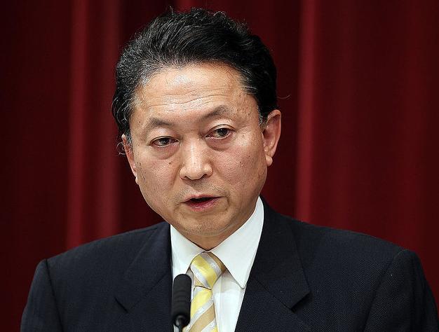 鳩山友紀夫元首相(写真:gettyimages)