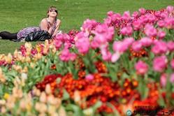 ポカポカ陽気が心地いい春だけど【写真:Getty Images】