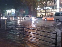 台風による深刻な被害と体への影響が心配