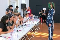 欧州最大ファッションコンテスト「ITS」最終審査 日本の若手3名が健闘