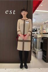 モトナリオノが制服デザイン 渋谷ヒカリエの「est」新店舗
