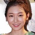 """""""美人母""""をブログで披露した加護亜依(2009年撮影)  - Junko Kimura / Getty Images"""
