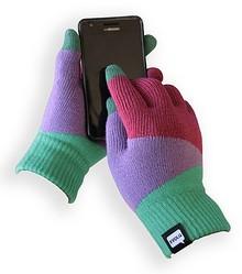 スマホユーザー専用手袋EVOLG(エヴォログ)今冬より海外販売スタート