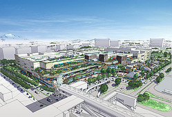 ロンハーマンやH&Mなど280店舗 湘南最大級の商業施設が11月開業
