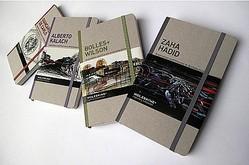 モレスキン 建築家の創造過程を紐解く書籍を出版