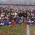 リーガ・エスパニョーラのベストイレブン発表 メッシらバルセロナから6人
