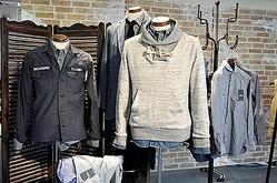ライトオン、男服のベーシックを追求する新セレクト「ソルト&ペッパー」発表