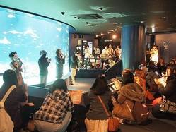 サンシャインで初の脱出ゲーム、「海底60マイルからの脱出」開催。