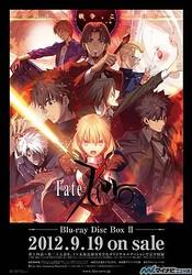 「Fate/Zero Blu-ray Disc Box II」にPS VitaのPV(セイバールートver.)収録