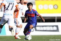 久保建英がJリーグ最年少出場記録を更新! 15歳5カ月1日でデビュー