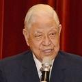 台湾元総統「尖閣は日本の領土」