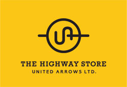 「THE HIGHWAY STORE UNITED ARROWS LTD.」ロゴイメージ