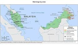 豪・政府観光局がマレーシア渡航者に注意喚起(出典:http://smartraveller.gov.au)