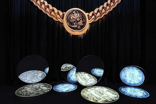 ブルガリの『Monete Event』レポート!2012年S/S『モネーテ』コレクション発表