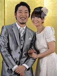 祝福に感謝したオリエンタルラジオ中田敦彦と妻・福田萌  - (写真は昨年6月の結婚会見時のもの)