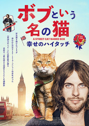 『ボブという名の猫 幸せのハイタッチ』 ©2016 STREET CAT FILM DISTRIBUTION LIMITED ALL RIGHTS RESERVED.
