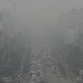 中国 肺がん死亡率465%増加に