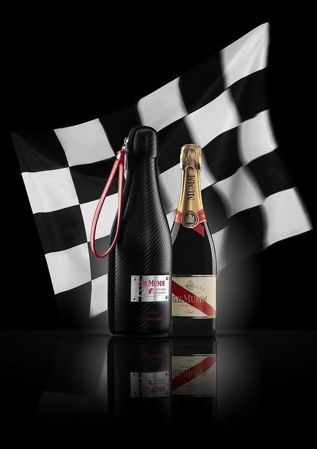 マムがF1シーズンに先駆けて『マム コルドン ルージュ750ml F1ジャケット』を発売!
