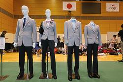 大丸松坂屋、ソチ冬期五輪日本選手団の公式服装を製作