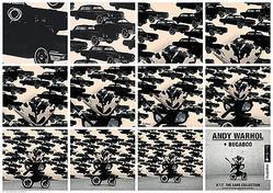 バガブー×アンディ・ウォーホルの限定ベビーカー 全世界で5月発売
