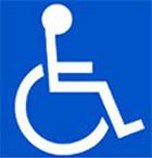 国際シンボルマーク(日本障害者リハビリテーション協会のホームページから)