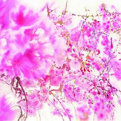 五感で桜を満喫!丸ビルで体感型アートイベント「SAKURA in Marunouchi」開催