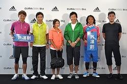 石田純一や蓮舫が応援 adidas「スポーツクールビズ」と「気温割」