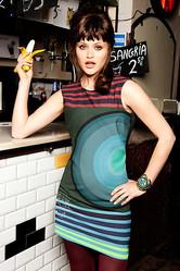 デシグアル、日本1号店で服飾学生とファッションショー